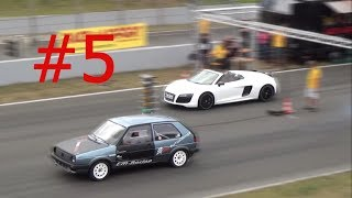 Download Muscle Cars Vs Supercars Compilation In Hd Video