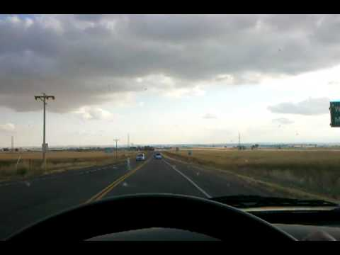 Driving the Colorado Plains