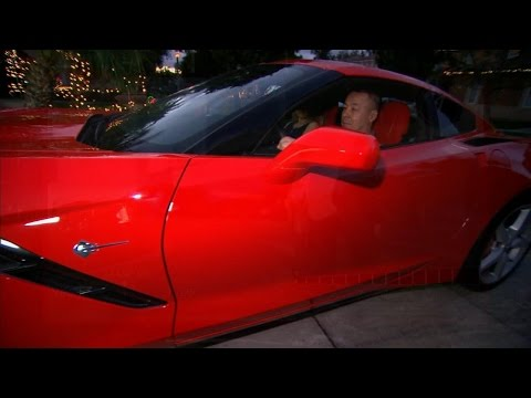Valet's Joyride With California Man's Car Caught on Video