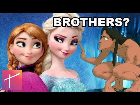 10 Disney Fan Theories That Are Better Than The Original