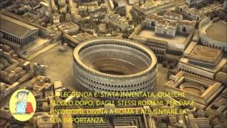 Borgo 5: La leggenda sulle origini di Roma 1