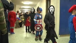 Download NES SCHOOL HALLOWEEN PARADE 10-31-17 Video