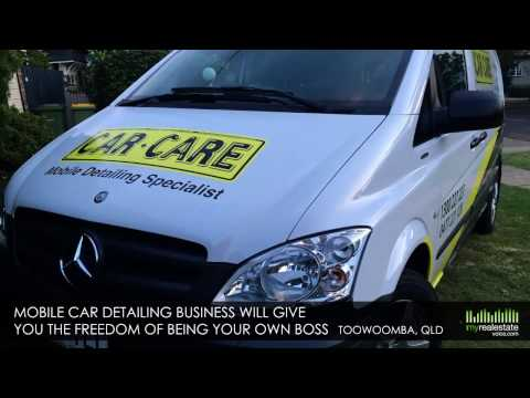 Established Mobile Car Detailing Business for Sale - Toowoomba, QLD