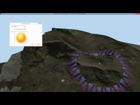 Use Google Terrain to create new Venue