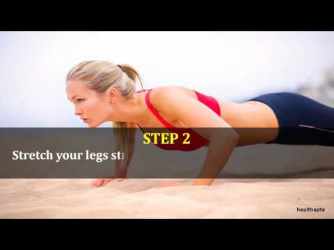 Push ups to Reduce Breast Size