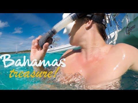 Xxx Mp4 Bahamas Treasure Lazy Gecko Sailing VLOG 103 3gp Sex