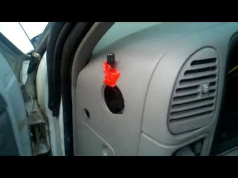 1997 4x4 CHEVY TAHOE , GMC , YUKON, SUBURBAN TRUCK DOOR LIGHT REPAIR / HACK DOOR JAMB FIX