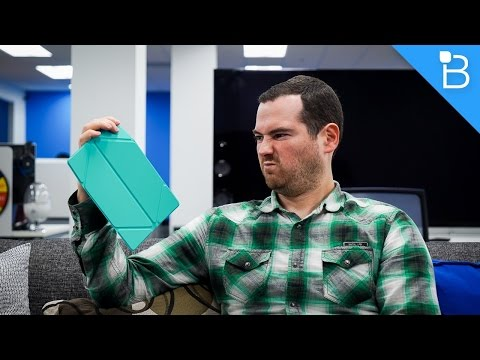 The Nexus 9 Cover Sucks (Rant)