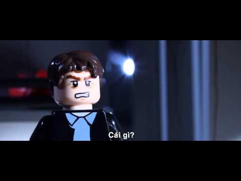 NON-STOP - Trailer - Phiên bản Lego