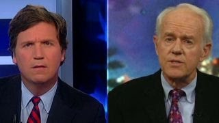 Tucker Carlson vs. actor Mike Farrell on 'unqualified' Trump