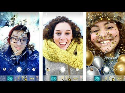 Instagram Adiciona Stories Superzoom Dramático e Novos Stickers de Natal
