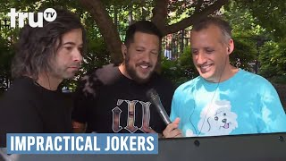 Impractical Jokers - Cauliflower with Cleavage | truTV