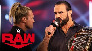 Dolph Ziggler challenges Drew McIntyre for Extreme Rules: Raw, June 22, 2020