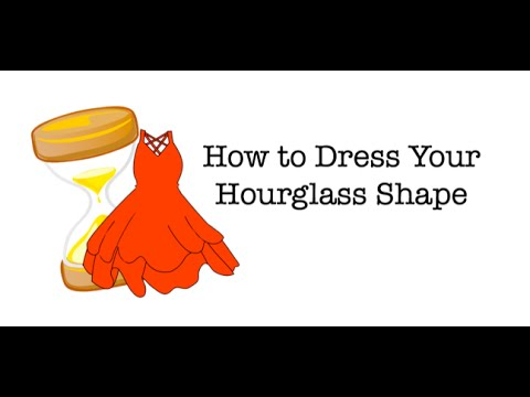 Watcha Wearing Wednesday : How to Dress Your Hourglass Shape
