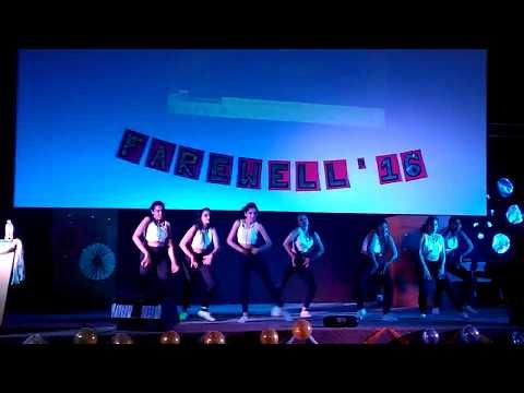 Amity University ASET farewell 2016