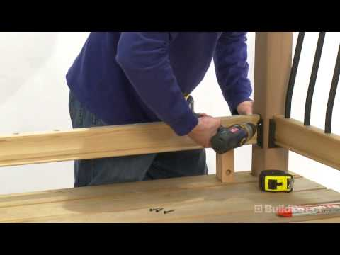 How to Install Tuscany Deck Railing | BuildDirect