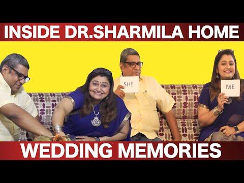 Xxx Mp4 என் கணவர் பொய் நெறியே சொல்லுவார் Dr Sharmila Amp Her Husband Wedding Memories Interview EP 5 3gp Sex