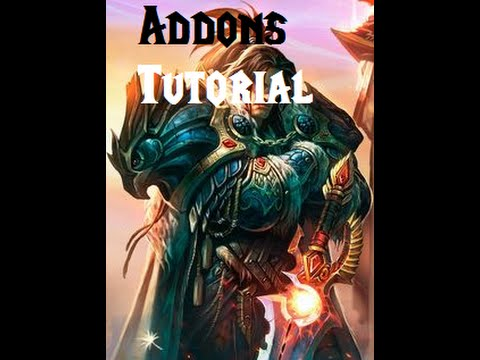World of Warcraft Addons Installation