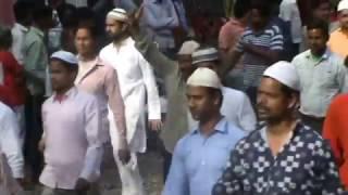 LAKHIMPUR KHERI CURFEW SHANTI MARCH VIDEO VIRAL  mylakhimpurkheri com