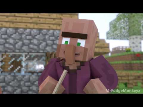 YOUR NOSE IS SO BIG - Minecraft Animation