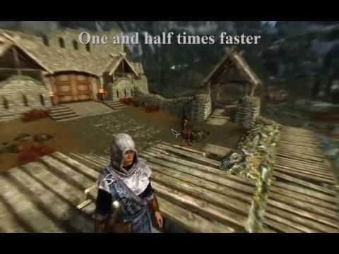 Skyrim mod D13 Faster Speechcraft Mastery