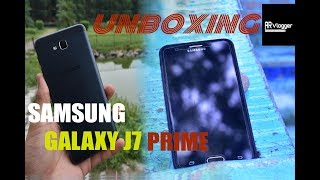 SAMSUNG GALAXY J7 Prime | Unboxing