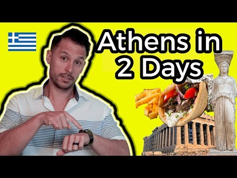 WHAT TO DO IN ATHENS - Athens Sightseeing