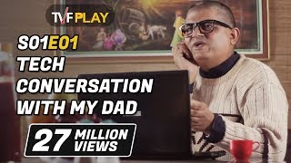 TVF Play | Tech Conversations with my Dad S01E01 I Watch all episodes on www.tvfplay.com