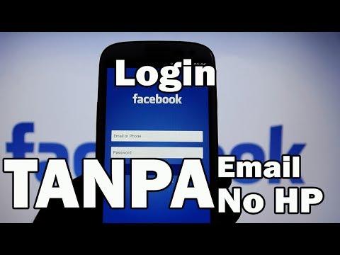 TRIK Login Facebook TANPA Email TANPA No.HP, Bisa Loh Gaes:)