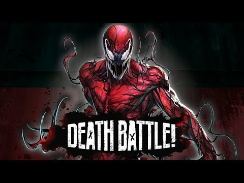 Carnage Tears Into DEATH BATTLE