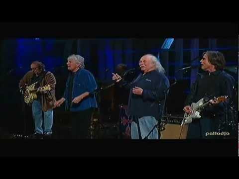 The Pretender - Jackson Brown, Crosby, Stills and Nash