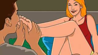 How to Admit to a Foot Fetish