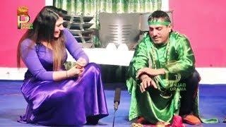 Best of Rizi Khan New Stage Drama Comedy Clip 2019 - Nachan Ge Saari Raat Full Comedy Clip 2019