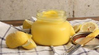 5 Minute Microwave Lemon Curd | Ep 1273