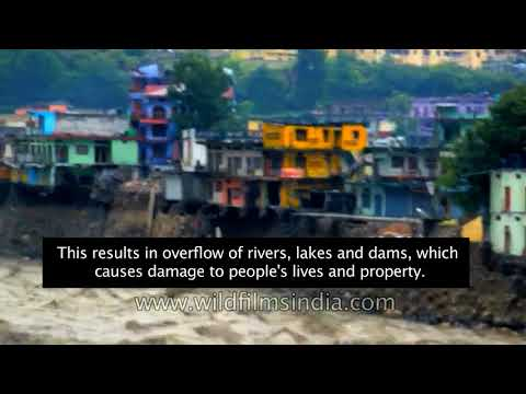 Floods and flooding in India: climate change at work or just freak occurrences?