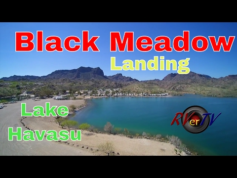 RV Travel... Black Meadow Landing.. Parker Dam Ca.....Lake Havasu...