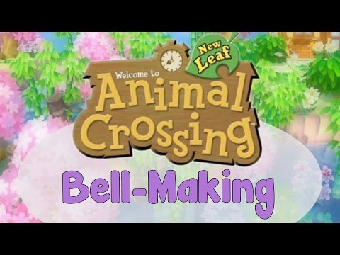 How to Make Bells in Animal Crossing: New Leaf (No Hacking)