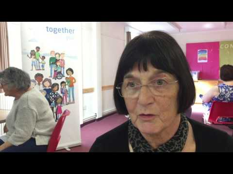 Pauline and Julie talks about Healthier You: NHS Diabetes Prevention Programme