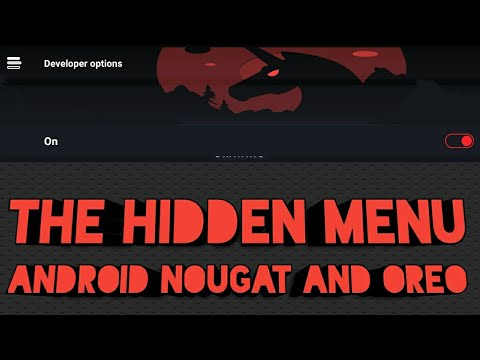 Developer options Android 7.1.2 | Android 8.0 and Nougat | The hidden settings