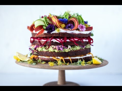 Healtiest Cake In The World | GLAC