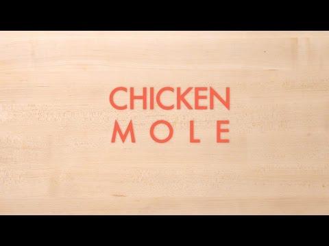 Chicken Mole Recipe - FIXATE™