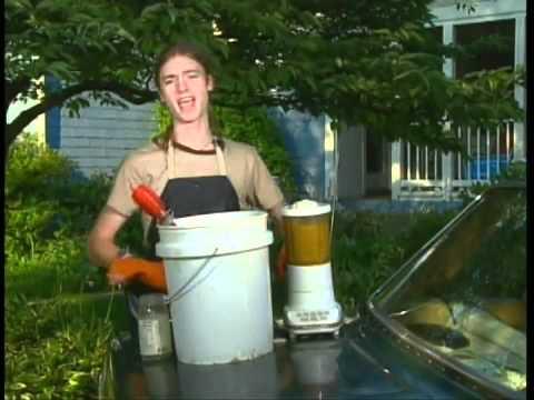Biodiesel - How to Make biodiesel