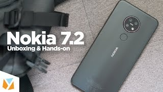 Nokia 7.2 Unboxing & Hands-on