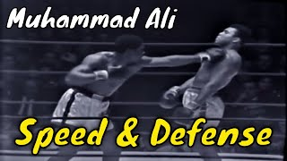 Muhammad Ali - Speed & defensive skills