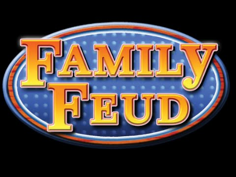 Family Feud With FanaticGuide and Friends Episode 1