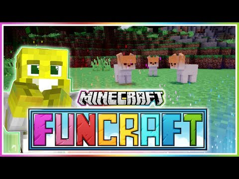 So Much Cuteness!   Funcraft   Ep.1