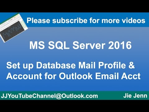 How to Send Email from MS SQL Server