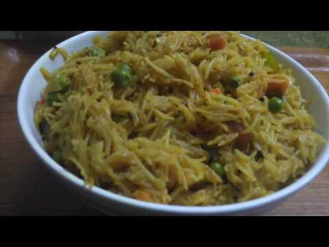 Namkeen sevayian recipe |Upma recipe, How to make namkeen sevayain | Sunita's kitchen