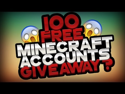 100 FREE MINECRAFT PREMIUM ACCOUNTS GIVEAWAY!?! [2016!]+ OPTIFINE CAPE GIVEAWAY WINNERS!