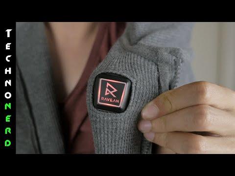 Ravean Heated Hoodie Review- TechnoNerd.